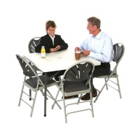 Square Plastic Folding Tables