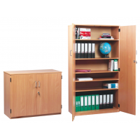 Monarch Locking Office Storage Cupboards