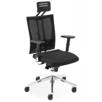 @-Motion Executive Mesh Office Chair