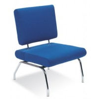 Connect Upholstered Reception Chair