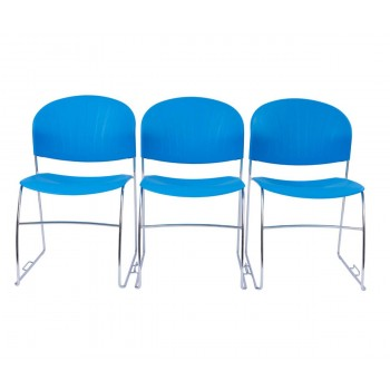 30 Strike Chairs and Trolley Bundle