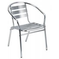 Plaza Aluminium Cafe Chair