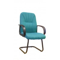 Pluto Cantilever Framed Visitors Armchair