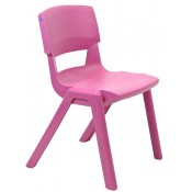 Postura Plus Chairs 430mm Pink Candy SURPLUS STOCK
