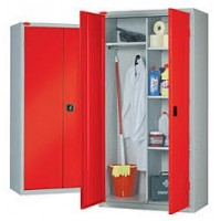 Probe Industrial Janitors Cupboard