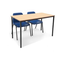 MDF Edge Fully Welded Classroom Tables