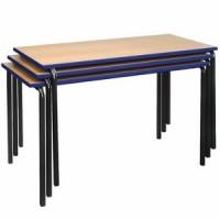 PVC Edge Crush Bent Classroom Tables