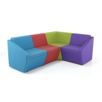 Fusion Contemporary Modular Seating