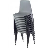 MX70 Stacking Poly Chair