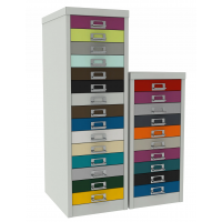 Silverline Kaleidoscope Multi Drawer Cabinets