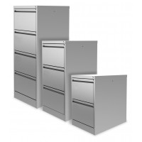 Silverline M:Line Filing Cabinets