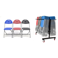 Fan Back Folding Chair Packages