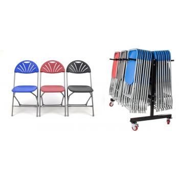 Fan Back Folding Chair Packages