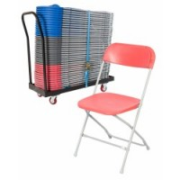 Flat Back Folding Chair Packages
