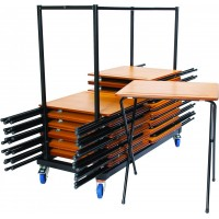 Zlite Standard Folding Exam Desk Packages