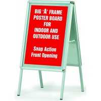 A Frame Poster Display Cases