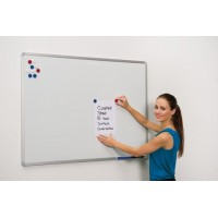 Coated Steel Magnetic Whiteboards