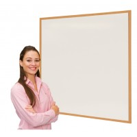 Eco Wood Frame Whiteboard