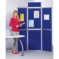 Heavy Duty Fold-Up Partition Screens