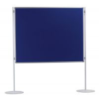 Linking Exhibit Display Boards