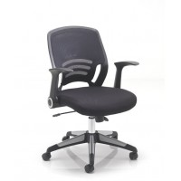 Carbon Mesh Operator Chair
