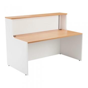 TC Two Tone Reception Desk