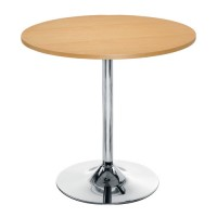 Ellipse Trumpet Base Round Table