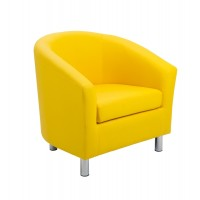 Kiddietubbie Faux Leather Tub Chairs