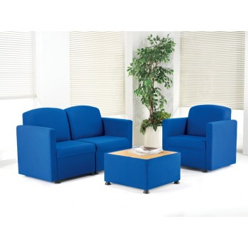 Glacier Modular Reception Seating