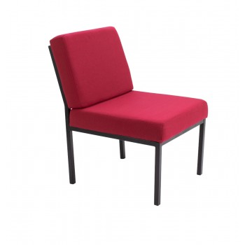 Rubic Upholstered Reception Chairs
