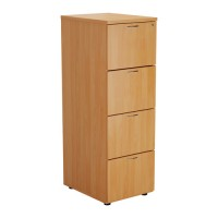 TC Essentials Wooden Filing Cabinets