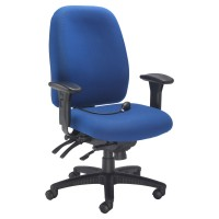 Vista 24 Hour Office Chair With Arms