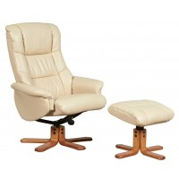 Chicago Luxury Recliner Office Chair