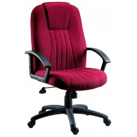 City Fabric Executive Operator Chair