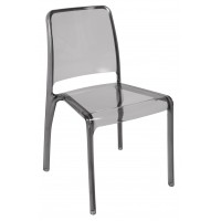 Clarity Heavy Duty Stacking Chairs (Set of 4)