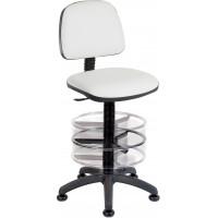 Ergo Blaster PU Draughtsman Chair