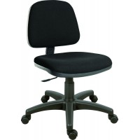 Ergo Blaster Fabric Operator Chair