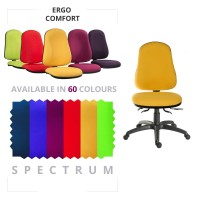 Ergo Camira Xtreme 24Hr Office Chair