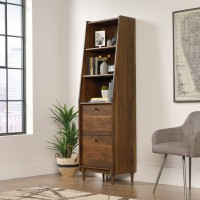 Hampstead Narrow Bookcase With Drawers