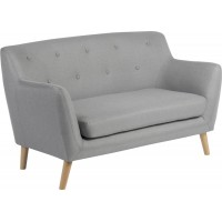 Skandi Grey Reception Sofa