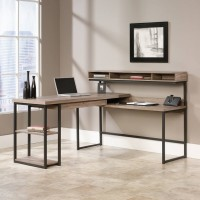 Streamline Crescent Office Workstation