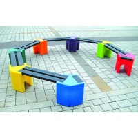 Recycled Plastic Outdoor Learning Bench