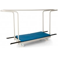 40 Titan Exam Desk Trolley