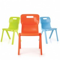 Titan One Piece Chairs SALE