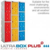 Ultrabox Plus Lockers