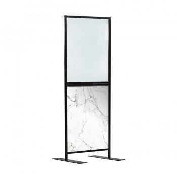 AURA 750 Marble Partition Screen