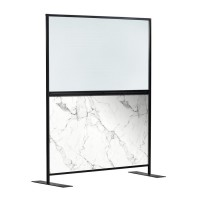 AURA 1500 Marble Partition Screen