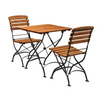 Arch Square Outdoor Dining Set