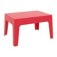 Box Polypropylene Coffee Table