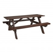 Greenway Recycled 8 Seater Picnic Bench